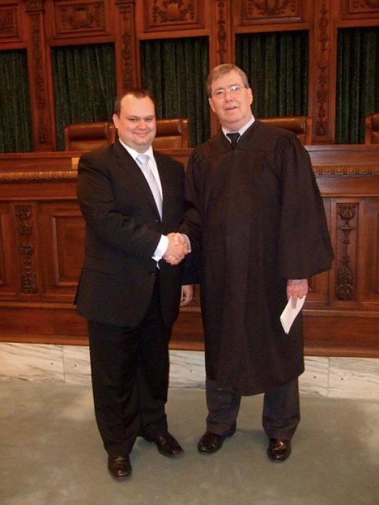 William R. Pierce - Oklahoma expungement attorney.
